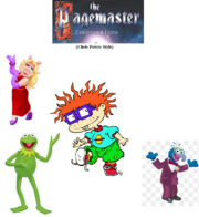The pagemaster chris peters style parody poster by cpeters1 dd5wjht.png