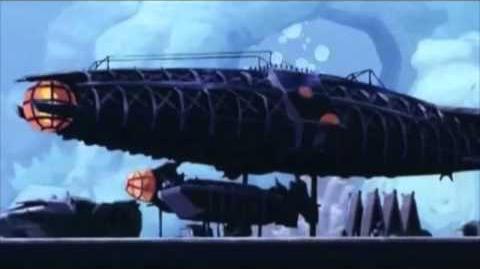 Atlantis: The Lost Empire (Uranimated18 Version)
