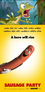 Ducky Hates Sausage Party (2016)