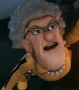 Granny Puckett in Hoodwinked Too! Hood vs. Evil