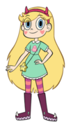Star Butterfly as Doc