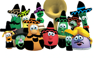 VeggieTales Theme Song Mariachi Version