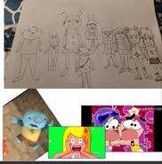 Wally, Sabrina, Ami and Yumi react to the old designs.png