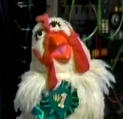 Camilla the Chicken