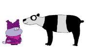 Chowder meets Panda Bear