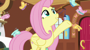 Fluttershy come and go as they please S7E5