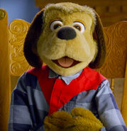 Jasper T. Jowls puppet