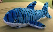 Lapis the Blue Tiger Shark