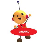 Lifeguard Olie