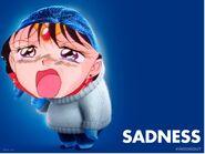 Raye the sadness