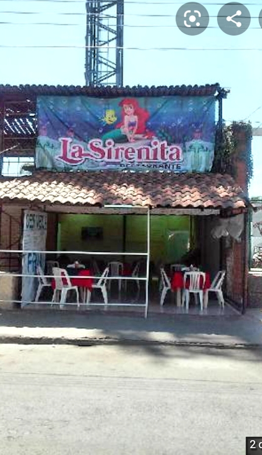 La Sirenita (various Restaurants)