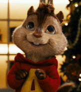 Alvin Seville in Alvin and The Chipmunks (2007)