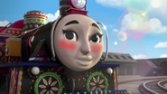 Blushing Ashima