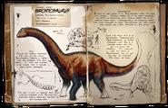 Brontosaurus Dossier