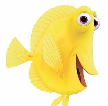 Bubbles (Finding Nemo)