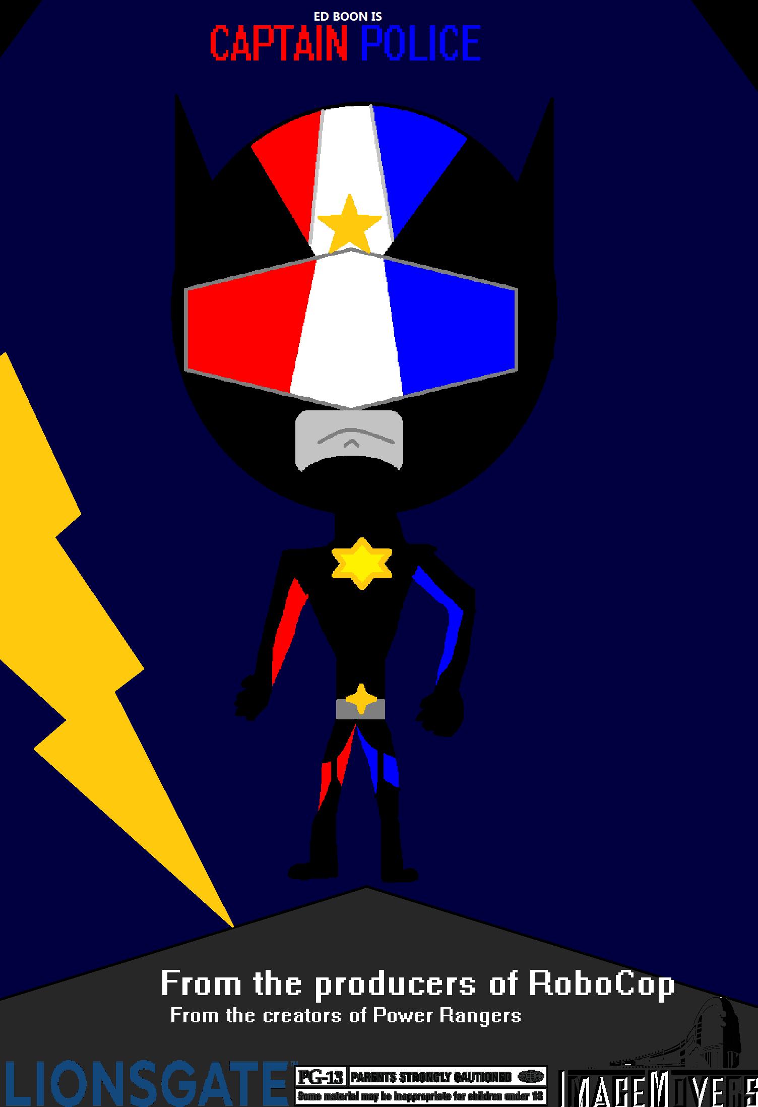 Captain Police (Movie)