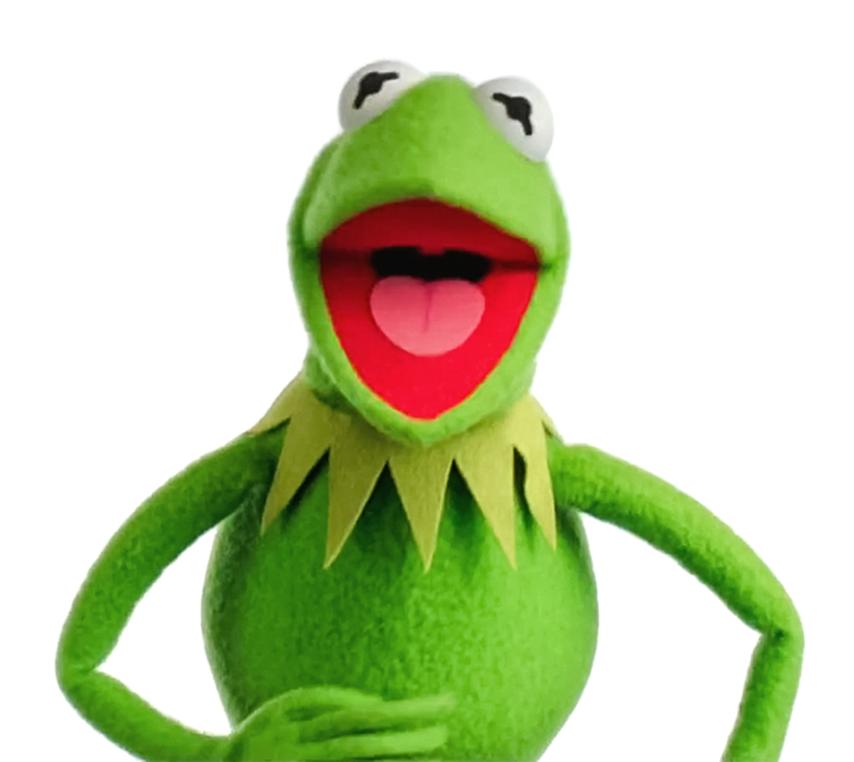 Kermit & Friends (a.k.a. Barney & Friends) (nikkdisneylover8390 style)