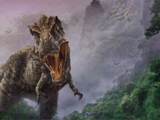 The Dinosaur King (The Lion King)