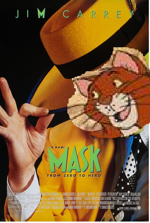 The Mask (1701Movies Style)