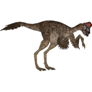 Otis the Oviraptor