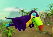 PawPatrol Keel-Billed Toucan