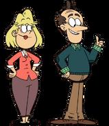 Rita and Lynn Loud Sr