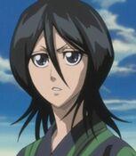 Rukia Kuchiki in Bleach Fade to Black