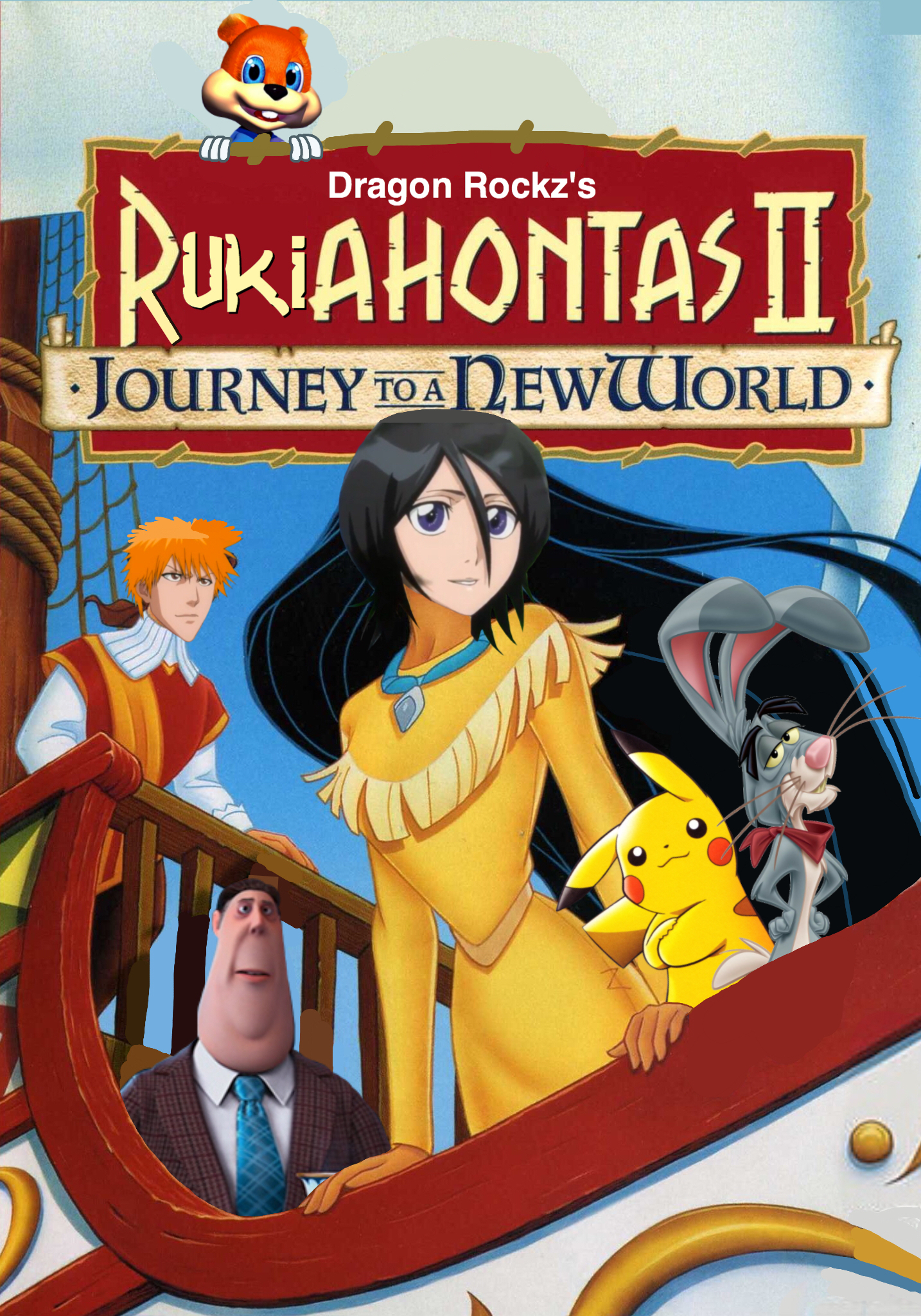 Rukiahontas II: Journey to a New World
