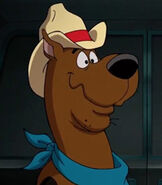 Scooby Doo in Scooby-Doo Shaggy's Showdown
