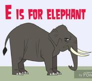 Total Drama Elephant