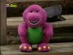 Barney doll