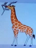Batw-animal encyclopedia-giraffe