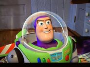 CAPTAIN BUZZ LIGHTYEAR IS A NICE SPACEMAN