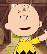 Charlie Brown in The Snoopy Show