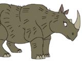 Destiny the Rhinoceros