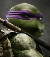 Donatello in Injustice 2