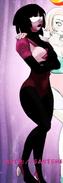 Garnet anime character