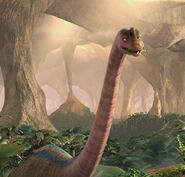 IA3DOTD Brachiosaurus