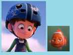 Nate Gardner and Nemo (Pet and Owner)