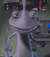 Randall in Monsters, Inc. Wreck Room Arcade