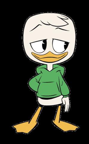 Louie Duck (2017 Reboot)
