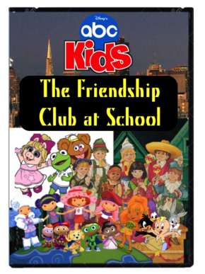 The Friendship Club at School DVD Cover.png