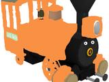 Wheeler the Jake Orange Engine