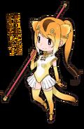 45 Golden Snub-nosed Monkey