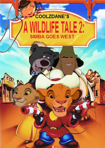 A Wildlife Tale 2: Simba Goes West