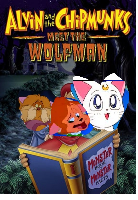 Danny and the Cats Meet the Wolfman