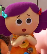 Dolly in Toy Story 4