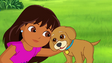 Dora and Freinds Into the City! Dog