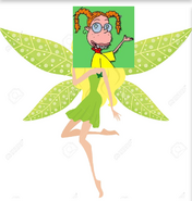 Eliza Thornberry the fairy
