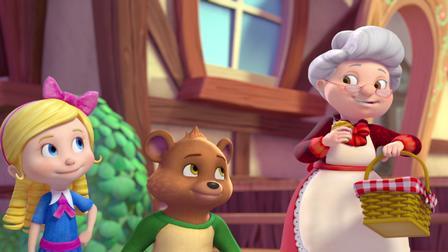 Granny (Goldie & Bear)